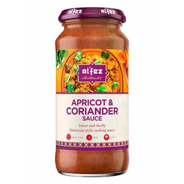 Apricot & Coriander Tagine Sauce