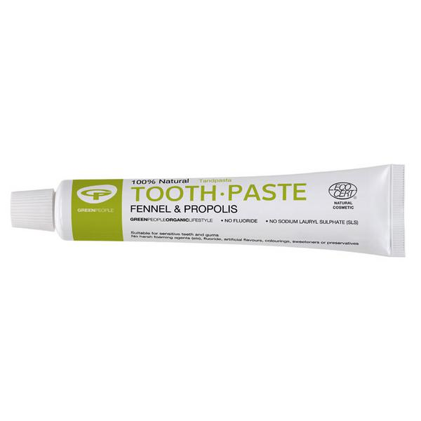 Fennel & Propolis Toothpaste