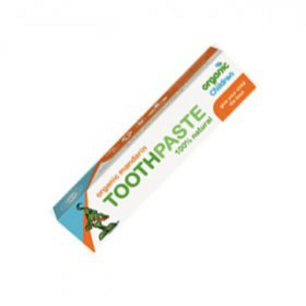 Children Mandarin Toothpaste ORGANIC