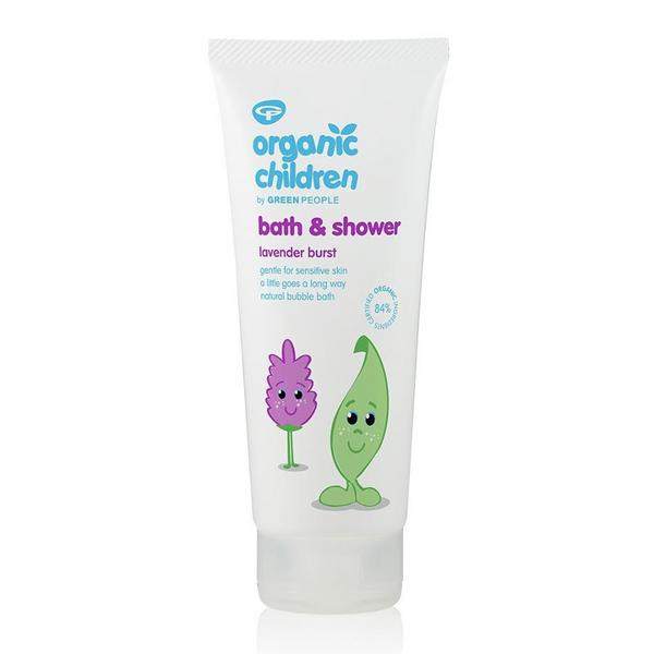 Children's Bath & Shower Gel ORGANIC