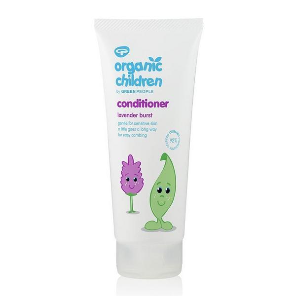 Lavender Conditioner Children's Vegan, ORGANIC