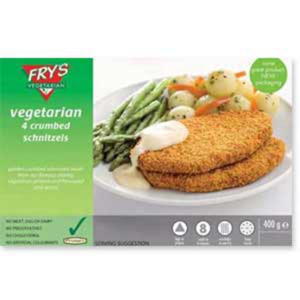 Vegetarian Schnitzel 4 pack
