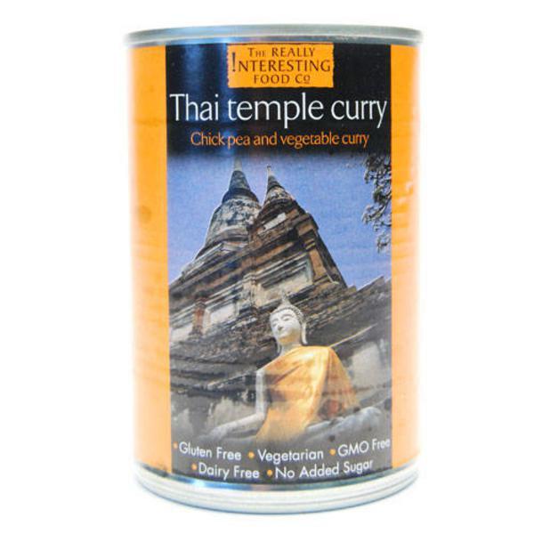 Curry Thai Temple Gluten Free, Vegan