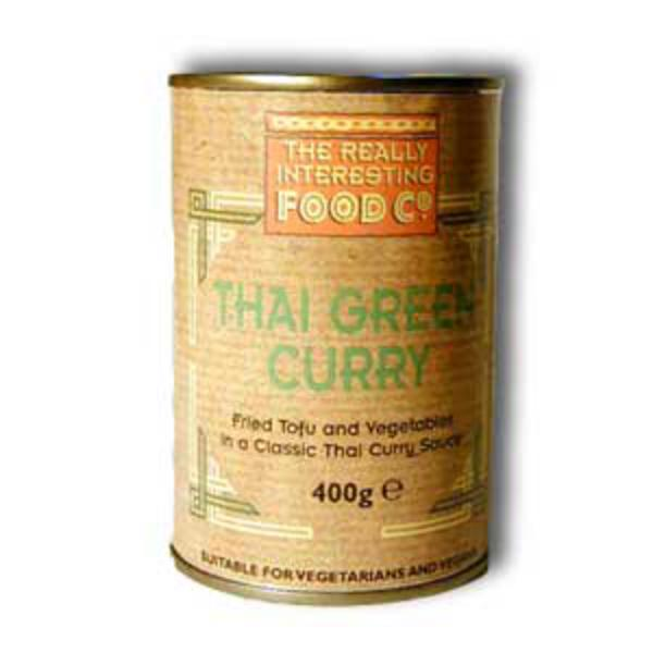 Thai Green Curry dairy free, Vegan