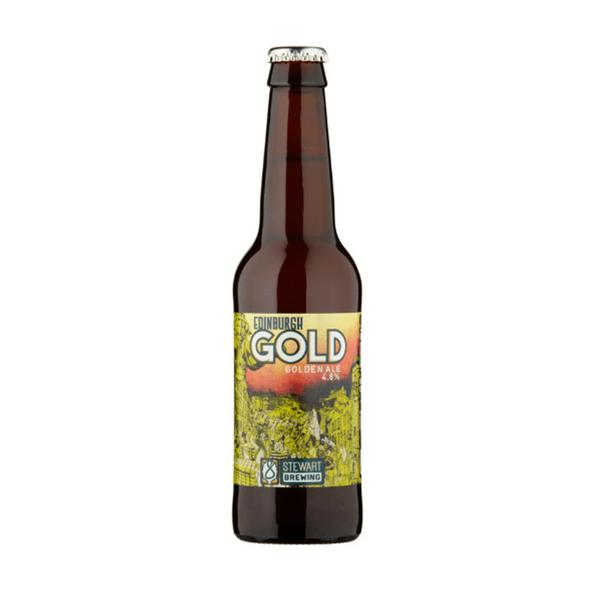 Edinburgh Gold Beer ORGANIC