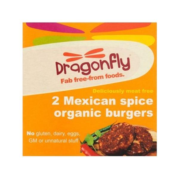 Spicy Bean Tofu Burgers Vegan