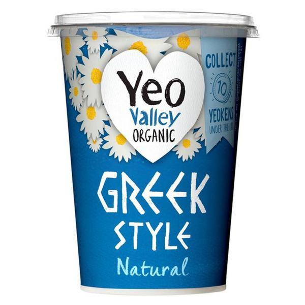 Greek Yoghurt ORGANIC