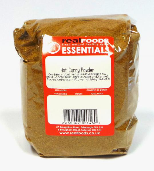 Curry Powder Hot No Gluten Containing Ingredients image 2
