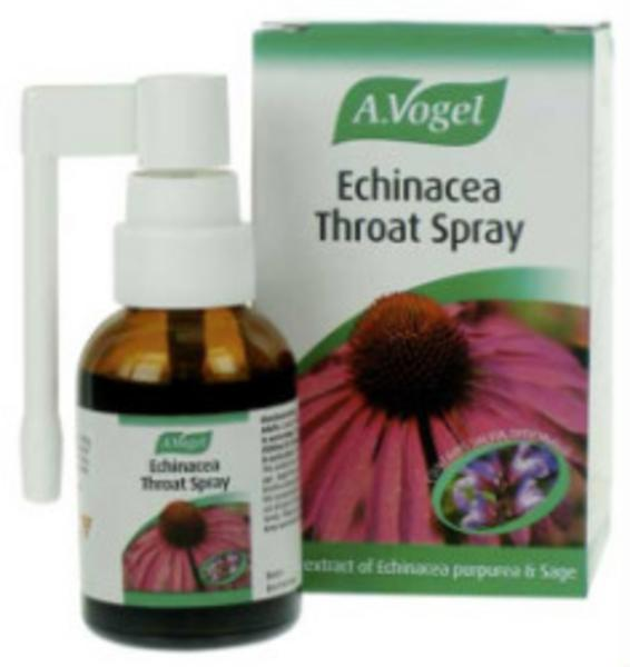 Echinaforce Sore Throat Echinacea Spray
