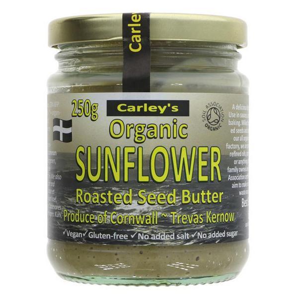 Sunflower Seed Spread no added salt, Vegan, ORGANIC