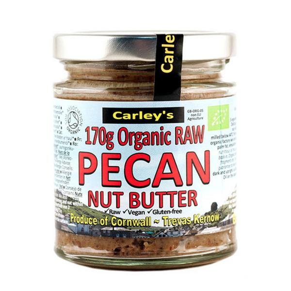 Raw Pecan Nut Butter no sugar added, ORGANIC