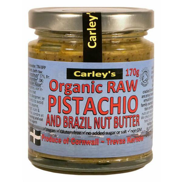 Raw Pistachio Nut Butter ORGANIC