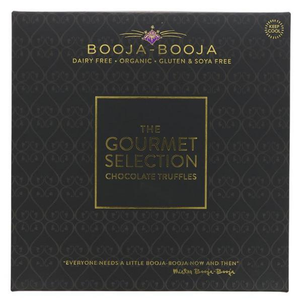 Chocolate Truffles Gourmet Selection dairy free, Vegan, ORGANIC