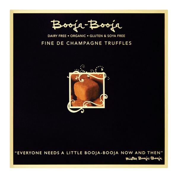 Fine de Champagne Chocolate Truffles dairy free, Vegan, ORGANIC