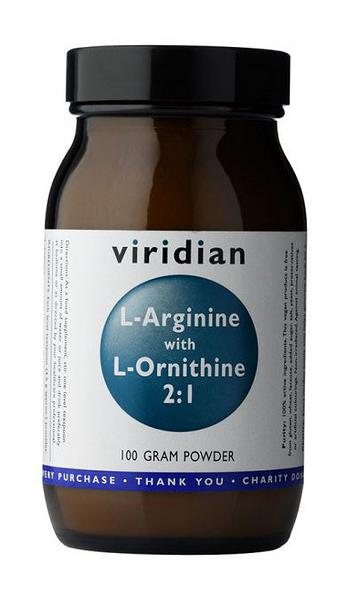 Powder Amino Acid L-Arginine & L-Ornithine 2 : 1