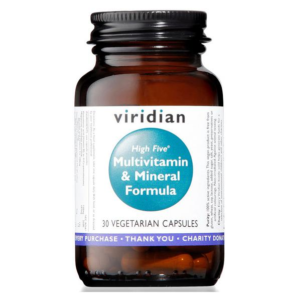 Vitamins & Minerals High Five Formula