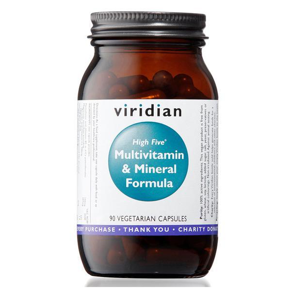 Vitamins & Minerals High Five Formula