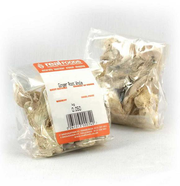 Whole Dried Ginger Root  image 2