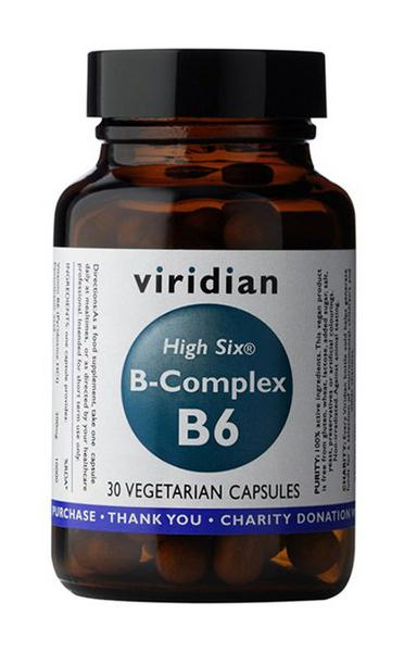 High Six Vitamin B