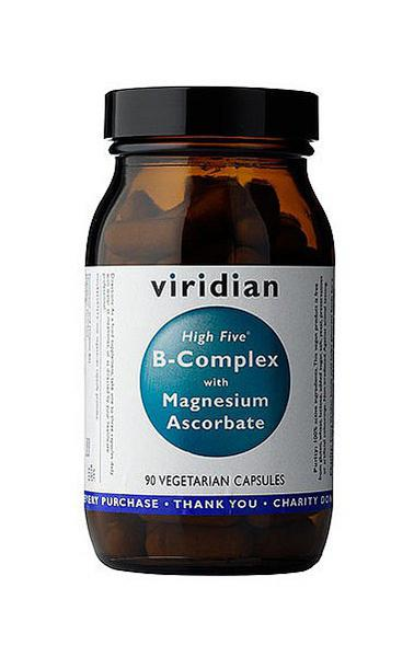 High Five Complex Vitamin B Magnesium Ascorbate