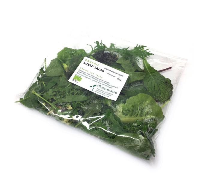 Salad Pack ORGANIC