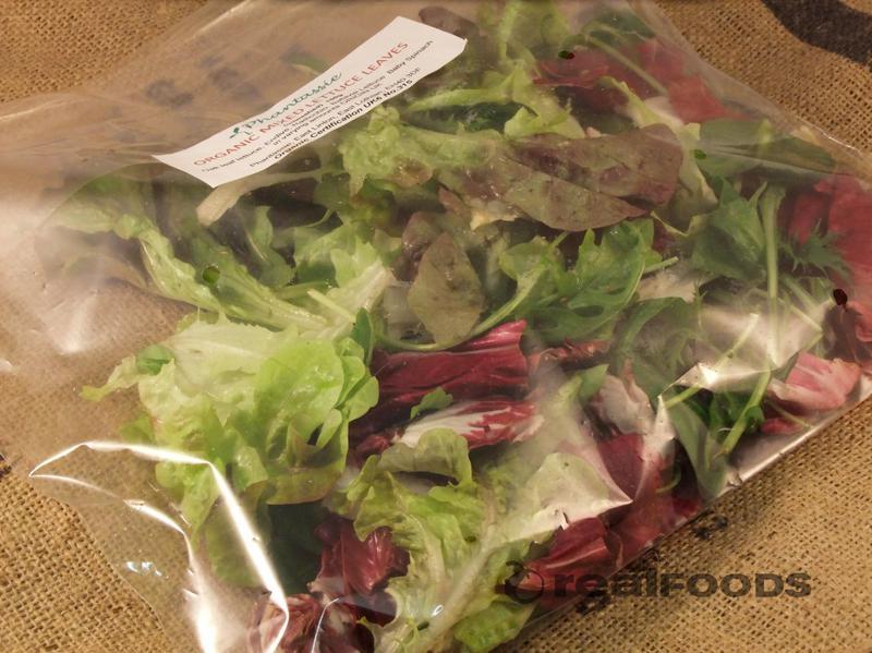 Salad Pack ORGANIC image 2