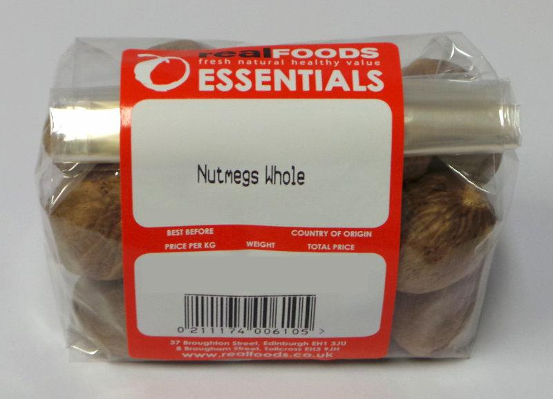 Nutmegs Whole  image 2