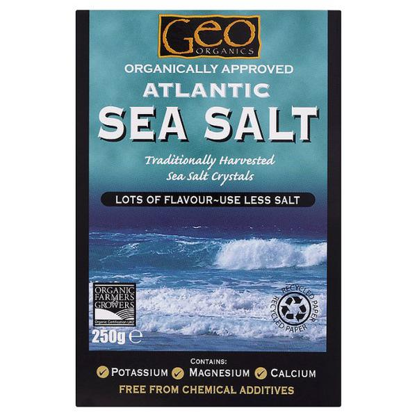 Atlantic Sea Salt ORGANIC