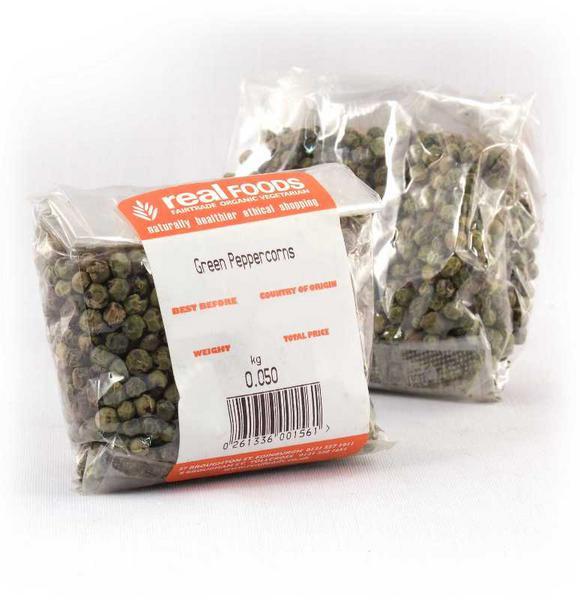 Green Peppercorns  image 2