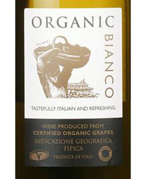 White Wine Bianco Italy 12.5% Vegan, ORGANIC image 2