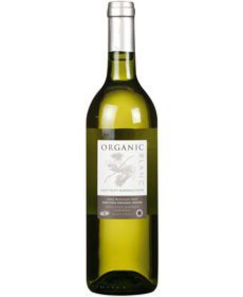 Organic Blanc Wine Sauvignon Blanc 12% France ORGANIC