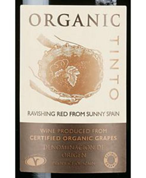 Red Wine Tinto La Mancha 13% Spain Vegan, ORGANIC image 2
