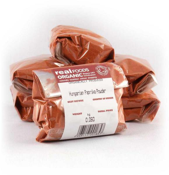 Paprika Powder ORGANIC image 2
