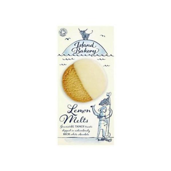 Lemon Melts Biscuits