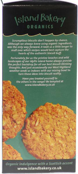 Oat Crumbles Biscuits dairy free, ORGANIC image 3