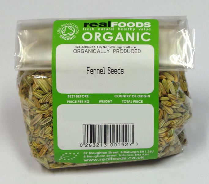 Fennel Seeds ORGANIC image 2