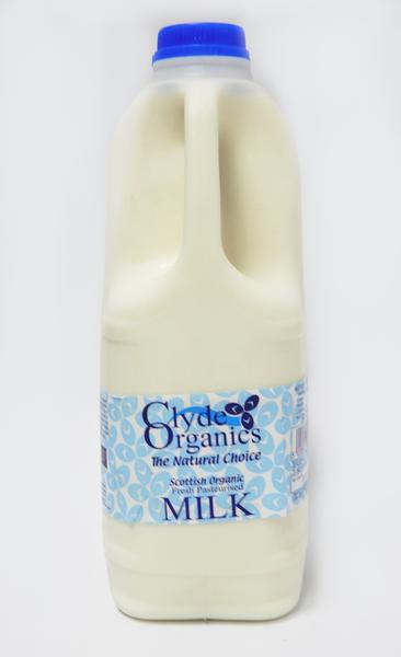 Full Fat Milk ORGANIC