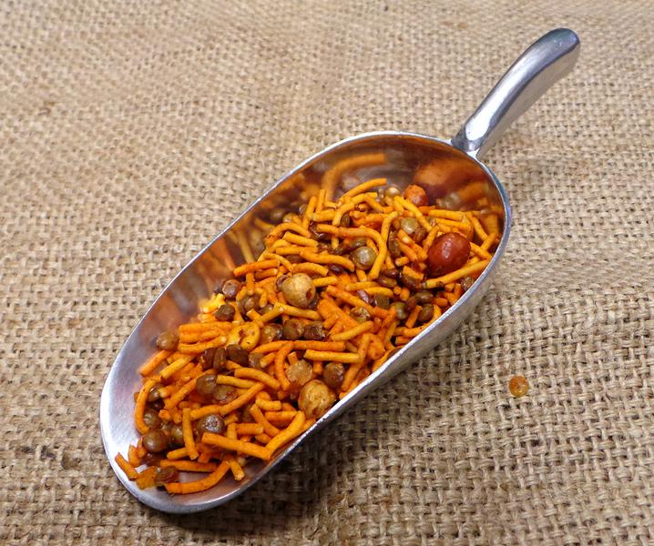 Bombay Mix Hot No Gluten Containing Ingredients