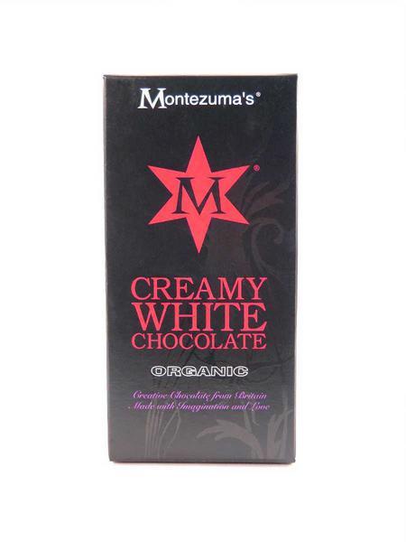 Creamy White Chocolate ORGANIC