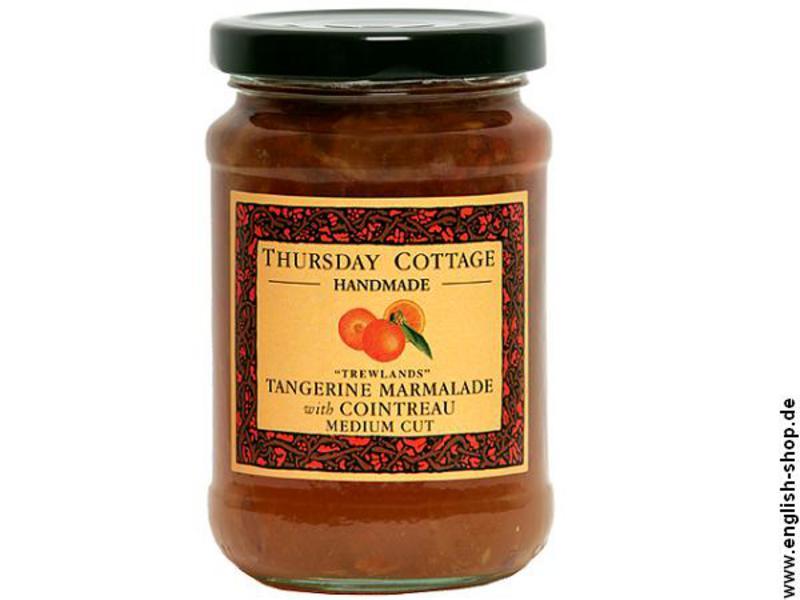 Tangerine Marmalade Cointreau