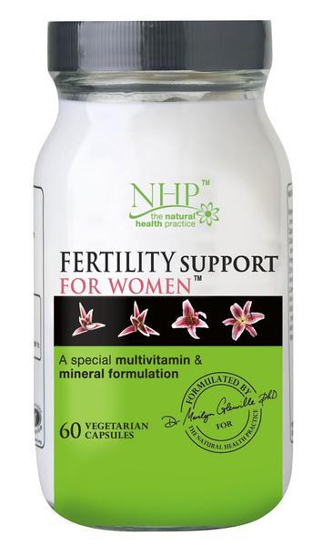 Fertility Support For Women Supplement