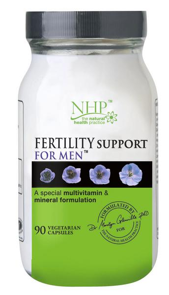 Fertility Support for Men Supplement