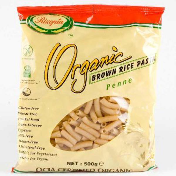 Penne Pasta Gluten Free, ORGANIC image 2