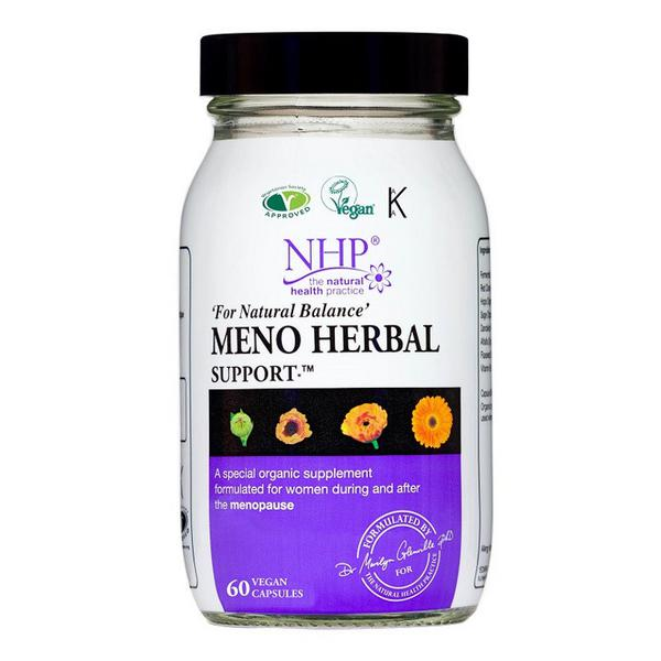 Meno Herbal Support Supplement