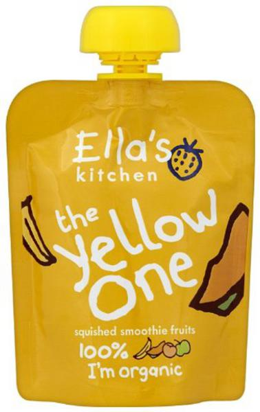 The Yellow One Fruit Smoothie ORGANIC