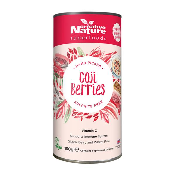 Creative Nature Goji Berries
