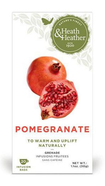Pomegranate T-Bags