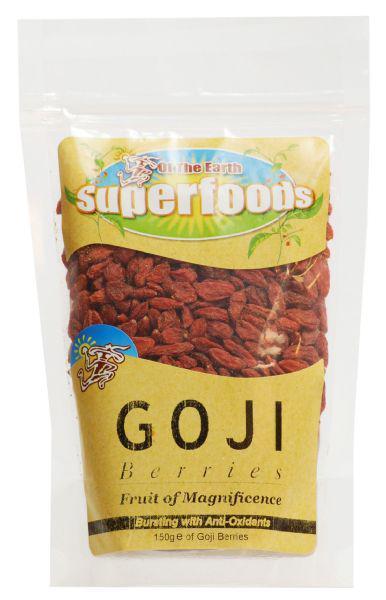 Goji Berries China GMO free, wheat free