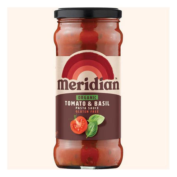 Tomato & Basil Pasta Sauce Vegan, ORGANIC