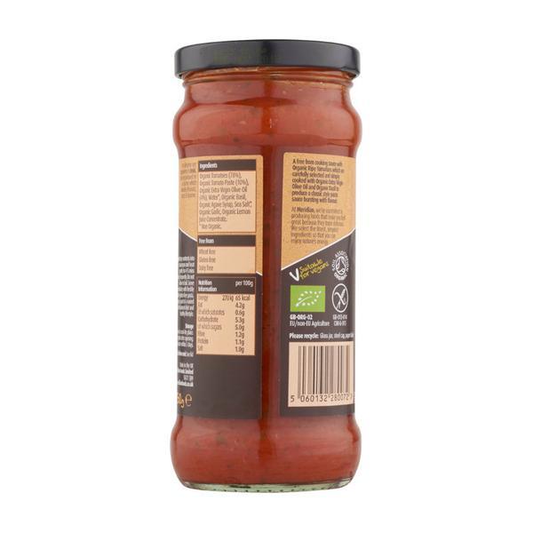 Tomato & Basil Pasta Sauce Vegan, ORGANIC image 2